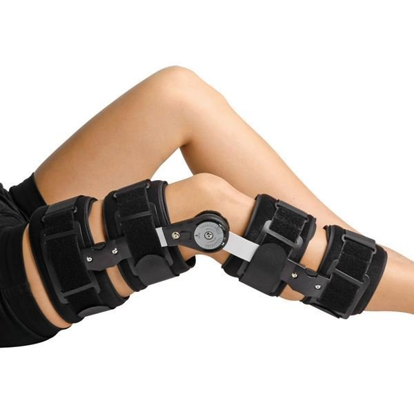 To help the knee – the splint, or what we need to know about it