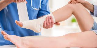 лечение на травма на глезен