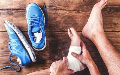 7 tips for prevention of ankle injuries