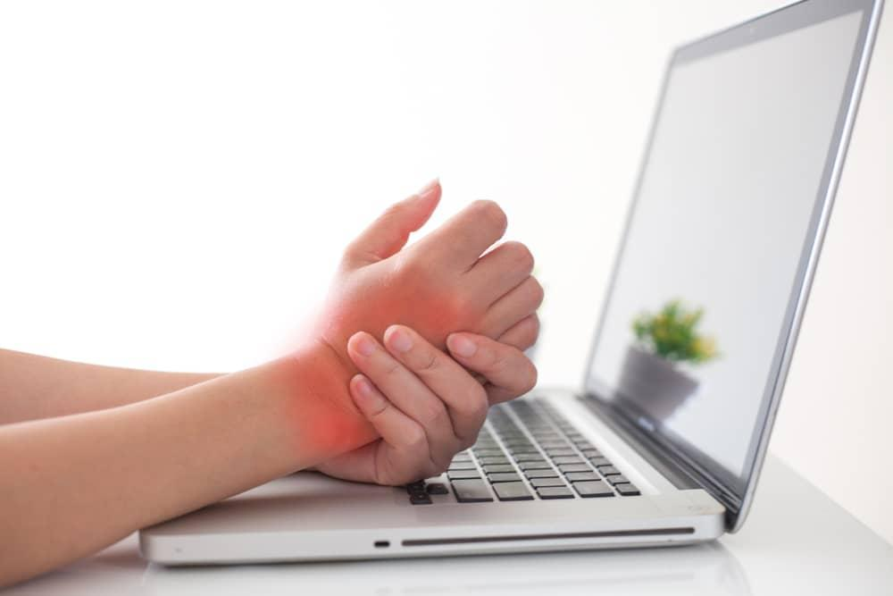 Carpal tunnel syndrome – prevention and treatment