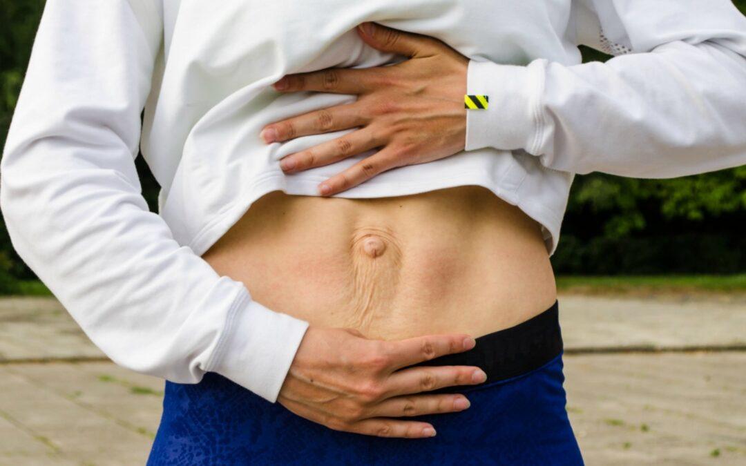 Диастаза на коремните мускули